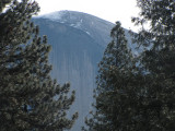 *DAY 3*.  Half Dome hovering over Lodge room  (w/ SX10 zoom)