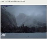 WEBCAM - Ahwahnee Meadow 3 days later.