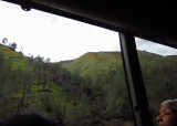 Scene from bus to Merced. Carol mulling scenery. 3840