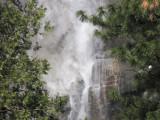 Yosemite Falls up even closer, SX10. #2363
