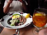 Ahwahnee Lunch salad. #3670