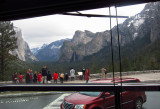 Tunnel View, from bus. Day 2, S95 #3593