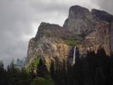 Yosemite in Spring 2012 - Clearing Storm in late MAY  - Shades of Winter