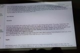 Web Gmail text in Basic HTML web mode