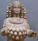 Goddess of Fertility and theHunt. From the time of Hadrian