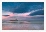 Craigleith at Sunset