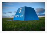 The Big Blue Pyramid