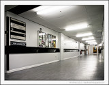 The Deserted Hospital Corridor