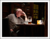Relaxing in the Pub