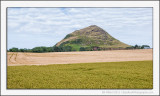 Fields and North Berwick Law