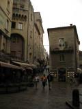 Old stone town of San Marino
