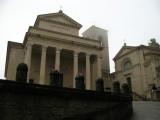Basilica di San Marino and Chiesa di San Pietro