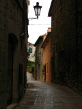 Narrow stone street