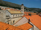 Franciscan Monastery from the walls