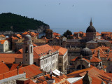 Roofline view over Luža