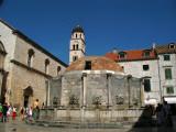 Old Onofrio Fountain