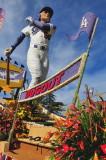 Rose Parade 2008, Los angeles Dodgers