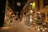 Le Vieux Québec en hiver