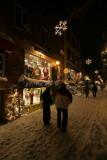Le Vieux Quebec (en hiver)
