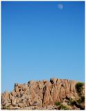 Jumbo Rocks camping area