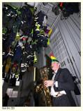 Ziepekroeper Piet on the Sax I