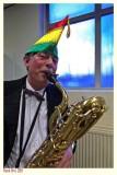Ziepekroeper Piet on the Sax II