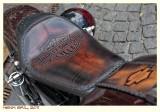 Harley Davidson Saddle