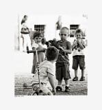 Fighting Children