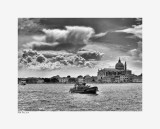 Big Sky over Venice