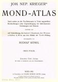Frontispiece - Atlas