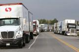 Trucks in the Convoy 2011