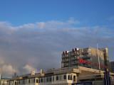 Clouds over Scheveningen