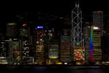 Hong Kong and Macau in December 2011