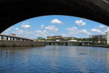 Art Museum View from Schuylkill Banks Trail