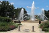 Swan Memorial Fountain