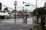 Sea Isle City Flooding on JFK Blvd.