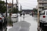 Sea Isle City Flooding on Our Street