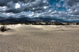 Death Valley Mesquite Dunes HDR