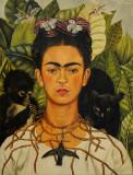 Autorretrato - Frida Kahlo