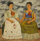 Las dos Fridas - Frida Kahlo