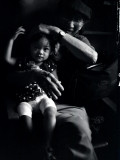 Dad With Zoe, 2009