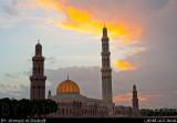 Grand Mosque - Sunset
