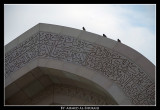 Arch in Grand Mosque