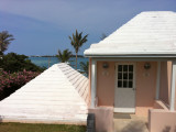 Bermuda rooftops