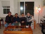 Phải qua: Thầy Dý,Ði.nh-Anh Trung & Hiếu ( Ngày ðầu xuân 08 )