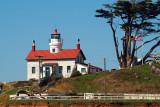 Crescent City, CA Lighthouse
