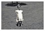 My sister Cindy  1951