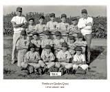 Minor A Little League Baseball 1962