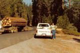 Cindy,  Yosemite 1978