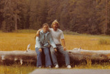 Me and Cindy Yosemite 1978